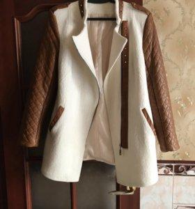 Пальто косуха.  В идеале
