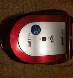 Пылесос Samsung на запчасти.