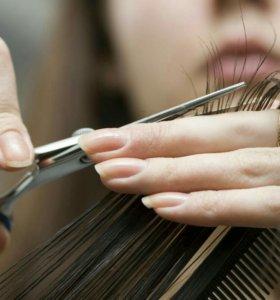 Женские стрижки,парикмахер