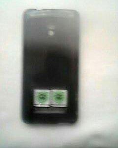 Телефон с чехлом (micromax)