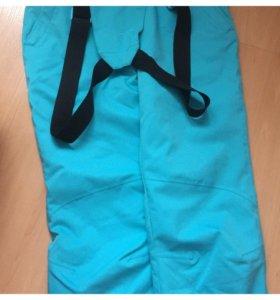 Женские горнолыжные брюки от Glissade.