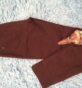 Штаны для беременных на флисе