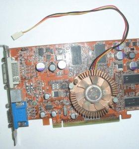 Видеокарта ABIT RX600Pro-256PCI Express