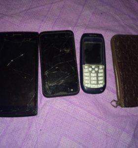 Телефоны и мр3
