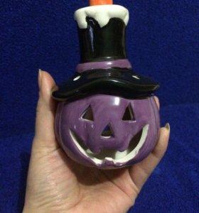 Подсвечник «Хеллоуин»