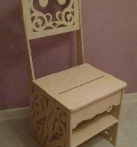 Уникальный стул стремянка