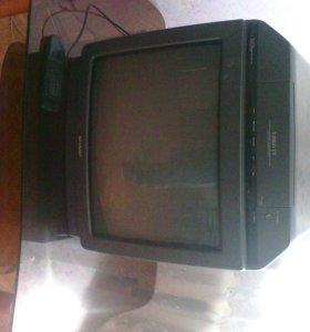 Телевизор sharp vt-2198b