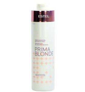 Профессиональный шампунь для светлых волос.