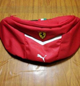 """Сумка на пояс Puma """"Ferrari Fanwear Waist Bag"""""""