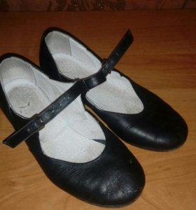 Туфли для танцев(народные)