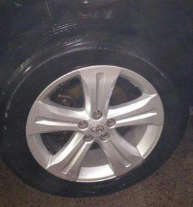 Комплект колёс ТОЙОТА ХАЙЛЕНДЕР,ВЕНЗА