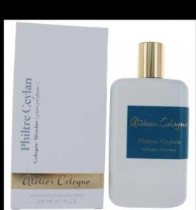 ✅ Atelier Cologne Philtre Ceylan (унисекс)