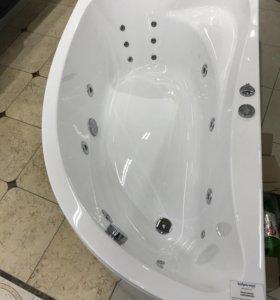 Ванна гидромассажная акриловая Kolpasan 160*90