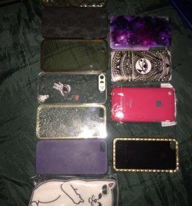Чехлы на iPhone 📱 3GS ; 4S; 5S