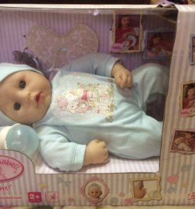 Кукла Baby Annabell Brother