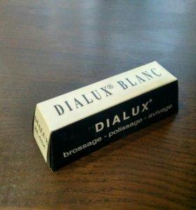 Полировальная паста Dialux белая