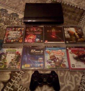 PlayStation 3 super slim 500 gb.