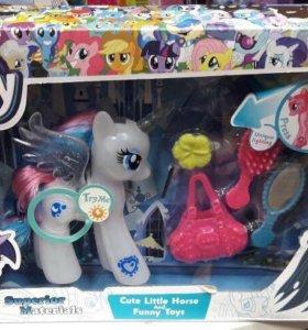 Сияющая пони Селестия Celestia My little pony