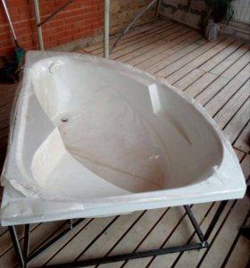 Ванная угловая акриловая