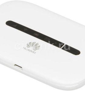 Модем HUAWEI e5330 2G/3G, внешний, белый