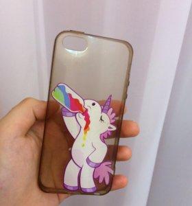 Чехол на iPhone 5s,SE,5c