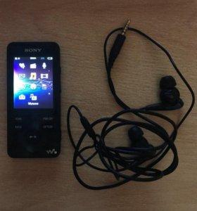 MP3 плеер Sony walkman nwz-e584 8gb