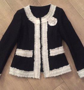 Пиджак модель Chanel