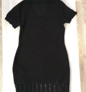 Продам платье вязанное