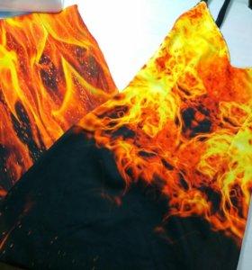 Новое платье длинное топ блуза