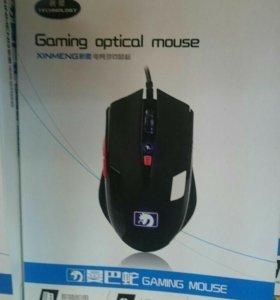 Мышка игровая новая