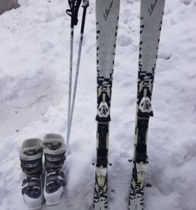 Горные лыжи Elan