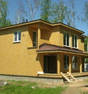 Стротельство каркасных домов