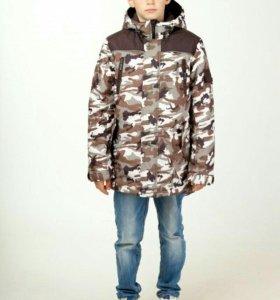 Куртка Батик. На 140 см. Новая.