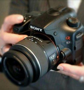 Sony slt57 body