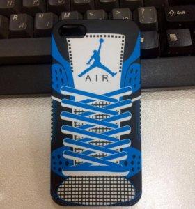 Чехол Air Jordan iPhone 5/5s,SE
