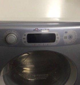Стиральная машина Аристон 6 кг тихая