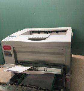 Принтер лазерный сетевой Ricoh AP-600n (Nashuarec)