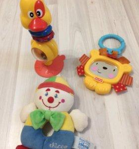 Игрушки детские Chicco Fisher Price