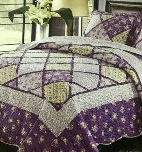 Лоскутное одеяло Пэчворк (хлопок)