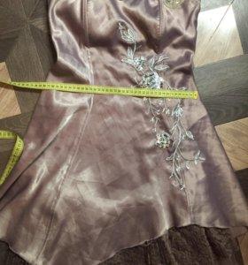 Вечерние платье р 44-46