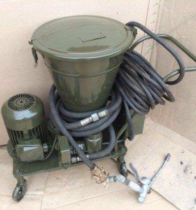 Солидолонагнетатель С321М электрический