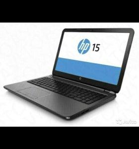 HP 15-r083sr + сумка в подарок