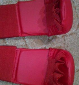 Перчатки для боевого самбо