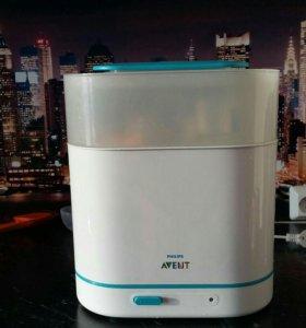 Электрический стерилизатор 3 в 1 Philips AVENT