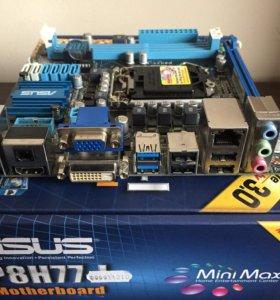 Asus P8H77-i Socket LGA 1155