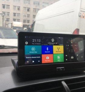 Android c регистратором ,задней камерой GSM,GPS,SD