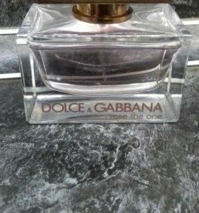 Дольче Габбана Dolce & Gabbana Rose The One