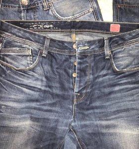 Мужские джинсы б/у