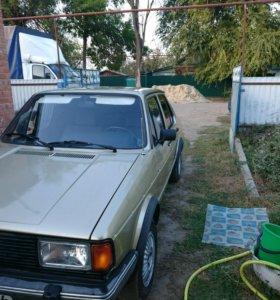 Volkswagen Jetta, 1981
