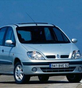Запчасти на Renault Scenic 1 1999 года